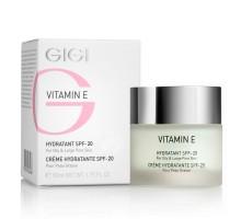 Vitamin E Hydratant For Oily & Large Skin 50ml